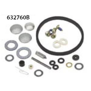 Tecumseh OEM Carburetor Repair Kit / 632760B