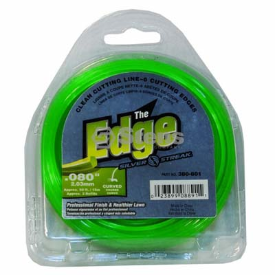 "The Edge Trimmer Line .080"", 50' for Echo 102152802 / 380-801"