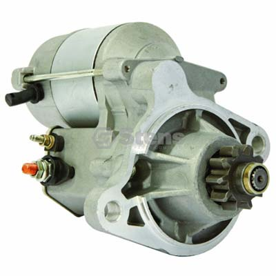 Mega-Fire Electric Starter for Bobcat 6667987 / 435-925