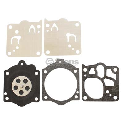 Gasket & Diaphragm Kit for Walbro D10-WJ / 615-718