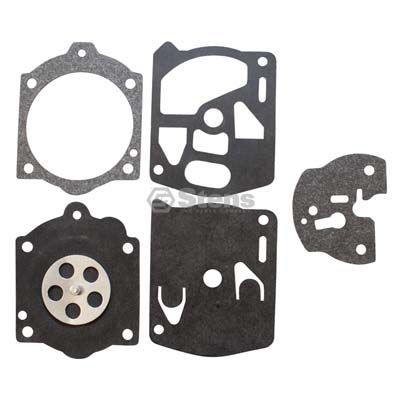 Gasket & Diaphragm Kit for Walbro D10-WS / 615-730