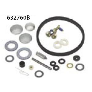 Tecumseh OEM Carburetor Repair Kit / 632760B