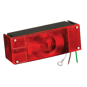 TAIL LIGHT / WATERPROOF / RIGHT HAND / WESBAR 3554