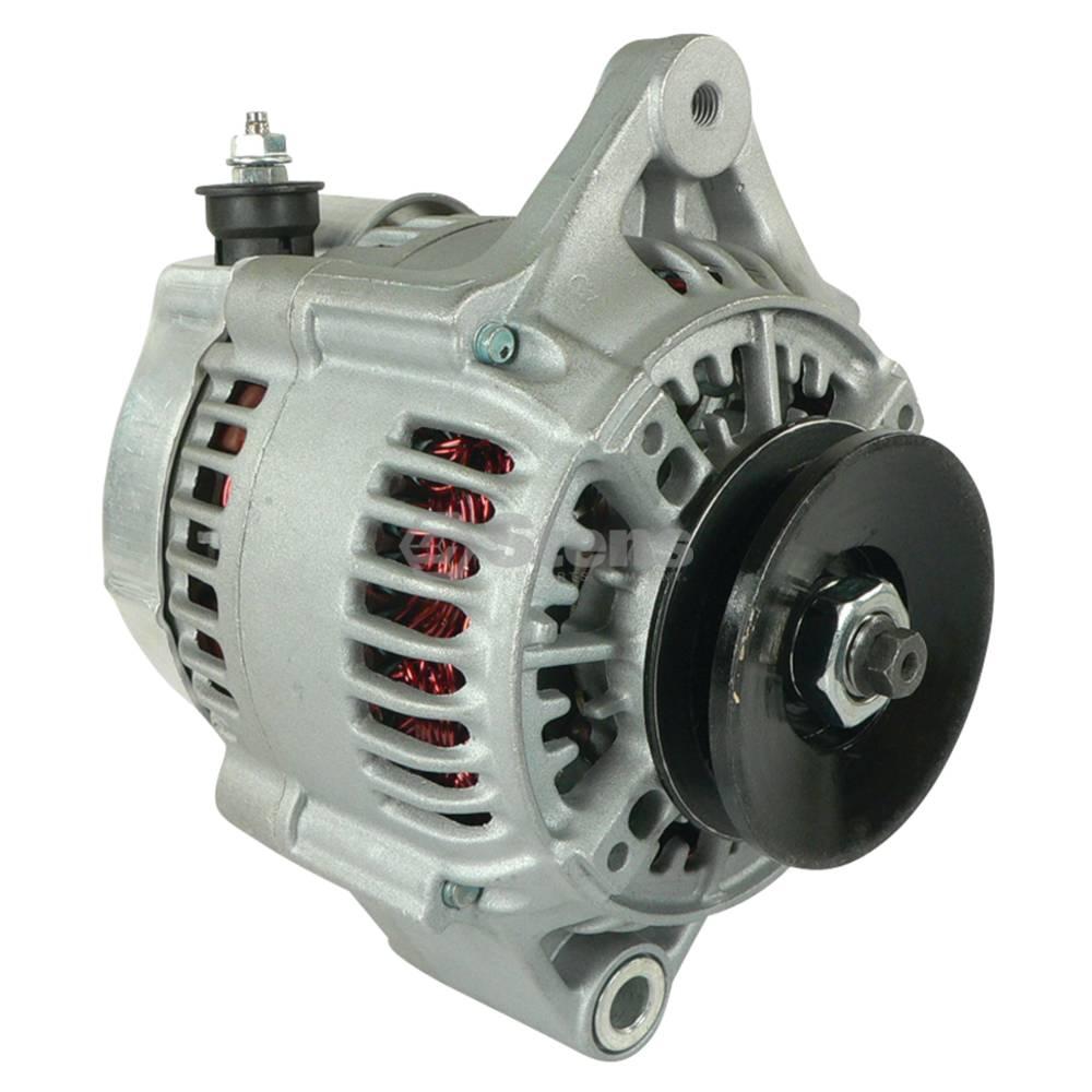 Mega-Fire Alternator for Kubota 19260-64013 / 435-281