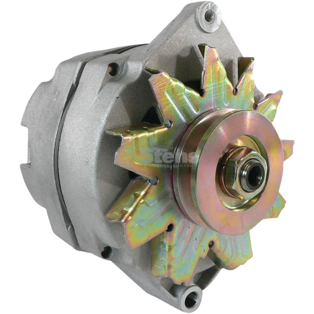 Mega-Fire Alternator for John Deere AT130390, AT157178, RE20034, SE501377, TY6776 / 435-722