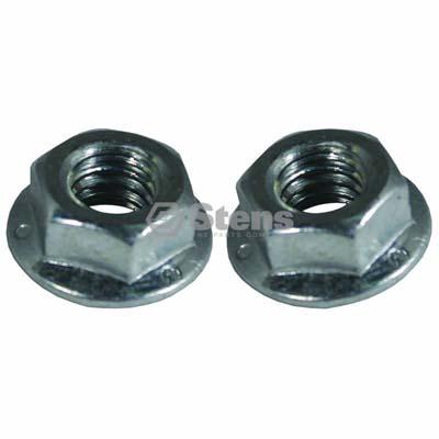 Bar Nut for Poulan 530-015251 / 635-438 / 2 Pack