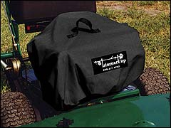 Mower Engine Cover / COV-ENGINE