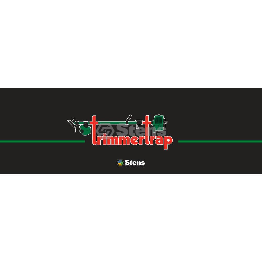 OEM Trimmer Trap Sign / 051-185