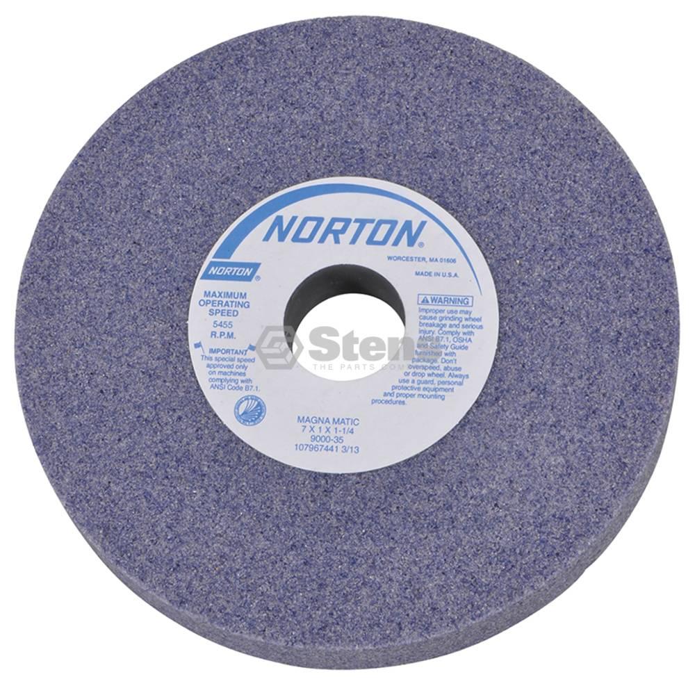 Grinding Wheel 7-1/2 x 1 x 1/4 Hard / 051-207
