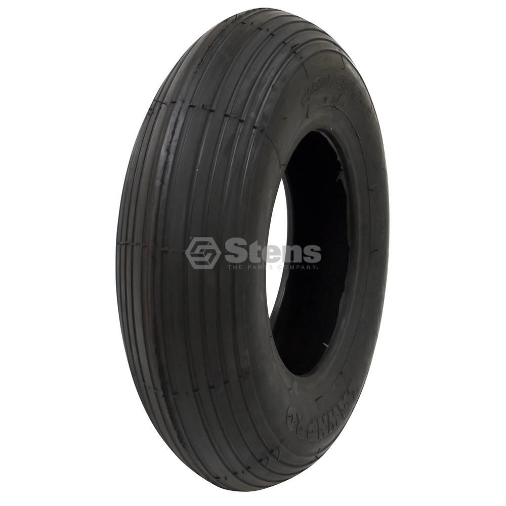 Kenda Tire 4.80-4.00-8 Rib 2 Ply / 160-647