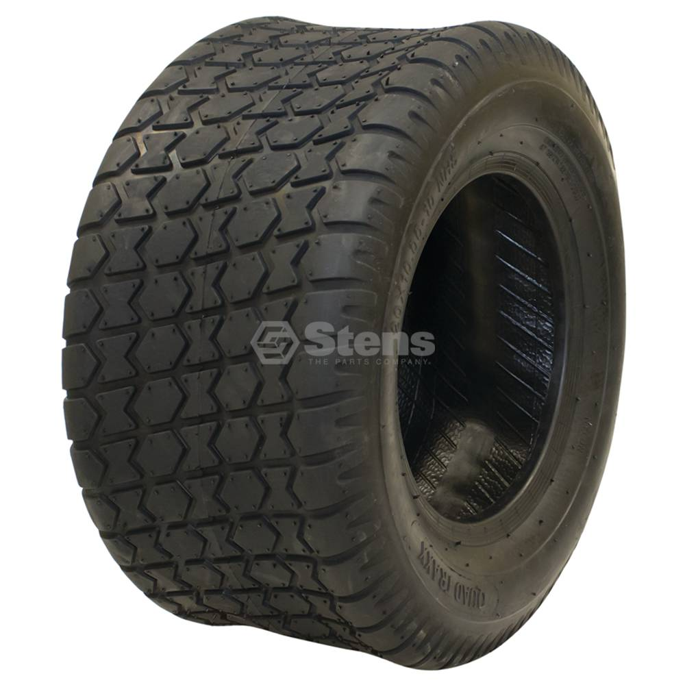 Stens Tire 20-10.00-10 Quad Traxx 4 Ply / 160-822
