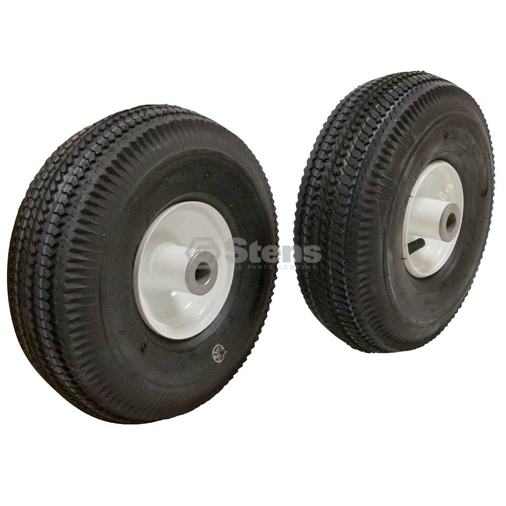 Pneumatic Wheel Assemblies set for Toro 105-3471 / 175-347