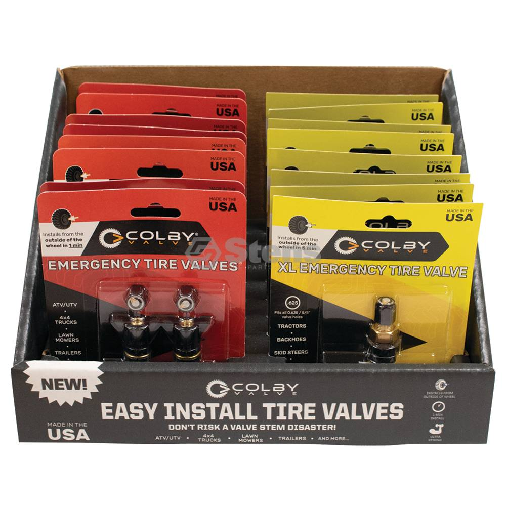 Emergency and XL Valve Kit  / 175-904