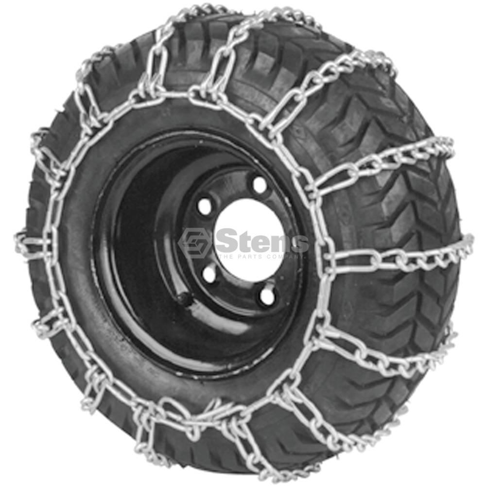 Stens 2 Link Tire Chain 18 x 9.50-8 / 180-130