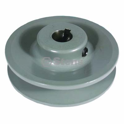 Heavy-Duty Cast Iron Pulley for Bobcat 38456 / 275-909