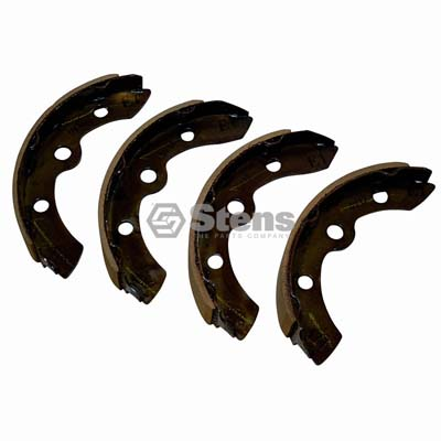 Brake Shoe Package Self Adjustable for Club Car 101823201 / 285-012