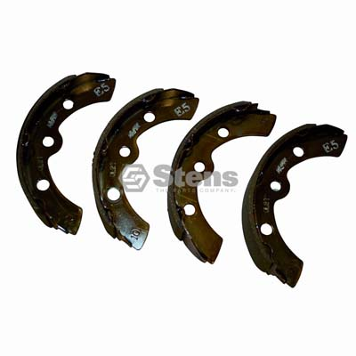 Brake Shoe Kit, Non-Asbestos for Club Car 101146302 / 285-243