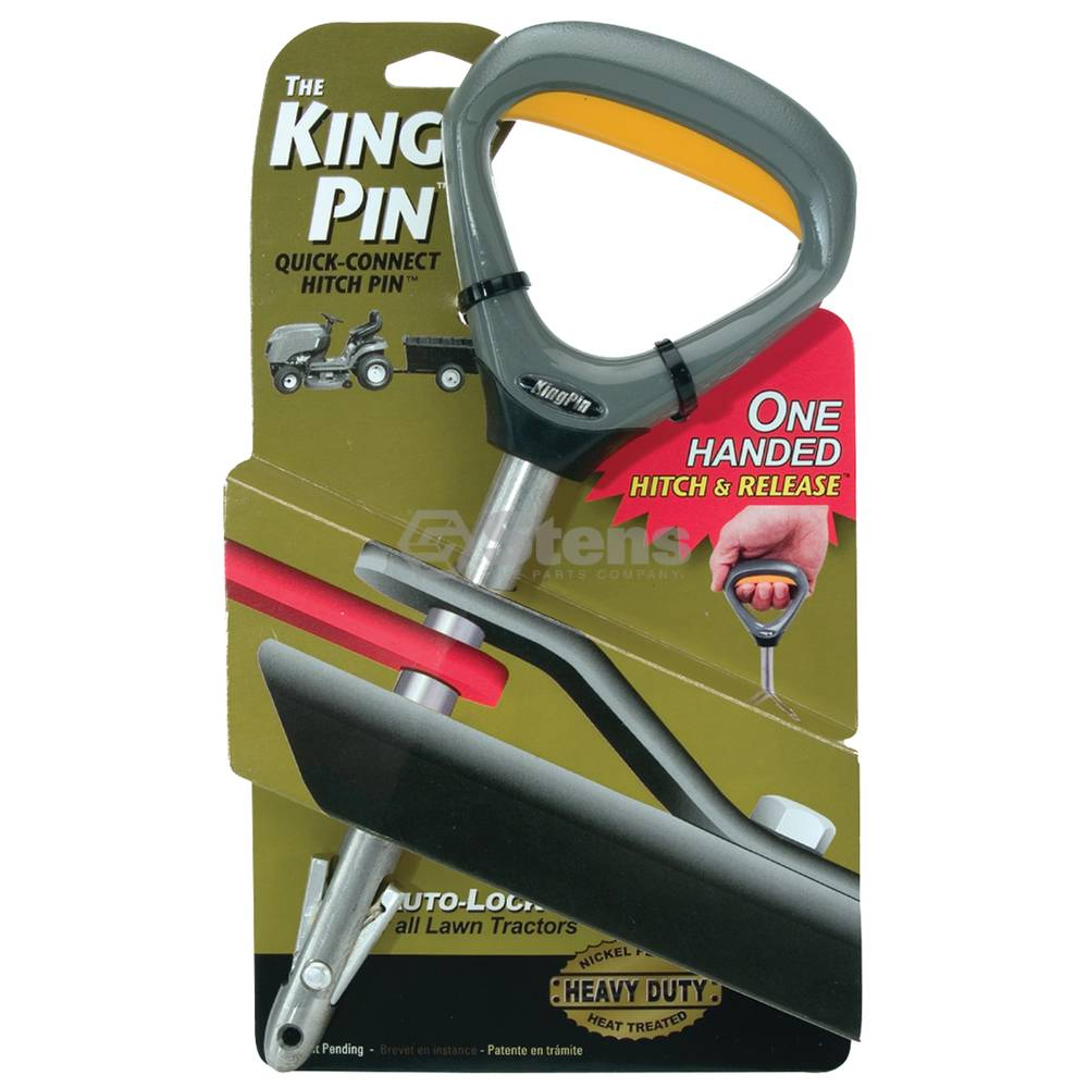 Quick-Connect Hitch Pin / 285-777