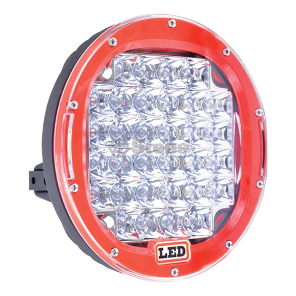 "Drive Light 12-24 Volt, 9"" Round 32 LED, Driving Light / 3000-2148"