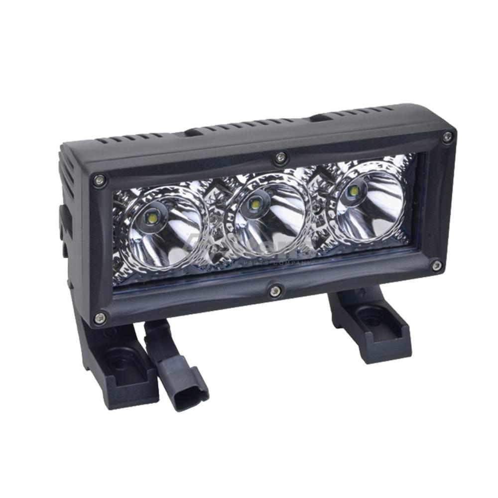 "Light Bar 12-24 Volt, 7"" Wide, 3 LED, Spot / 3000-2153"