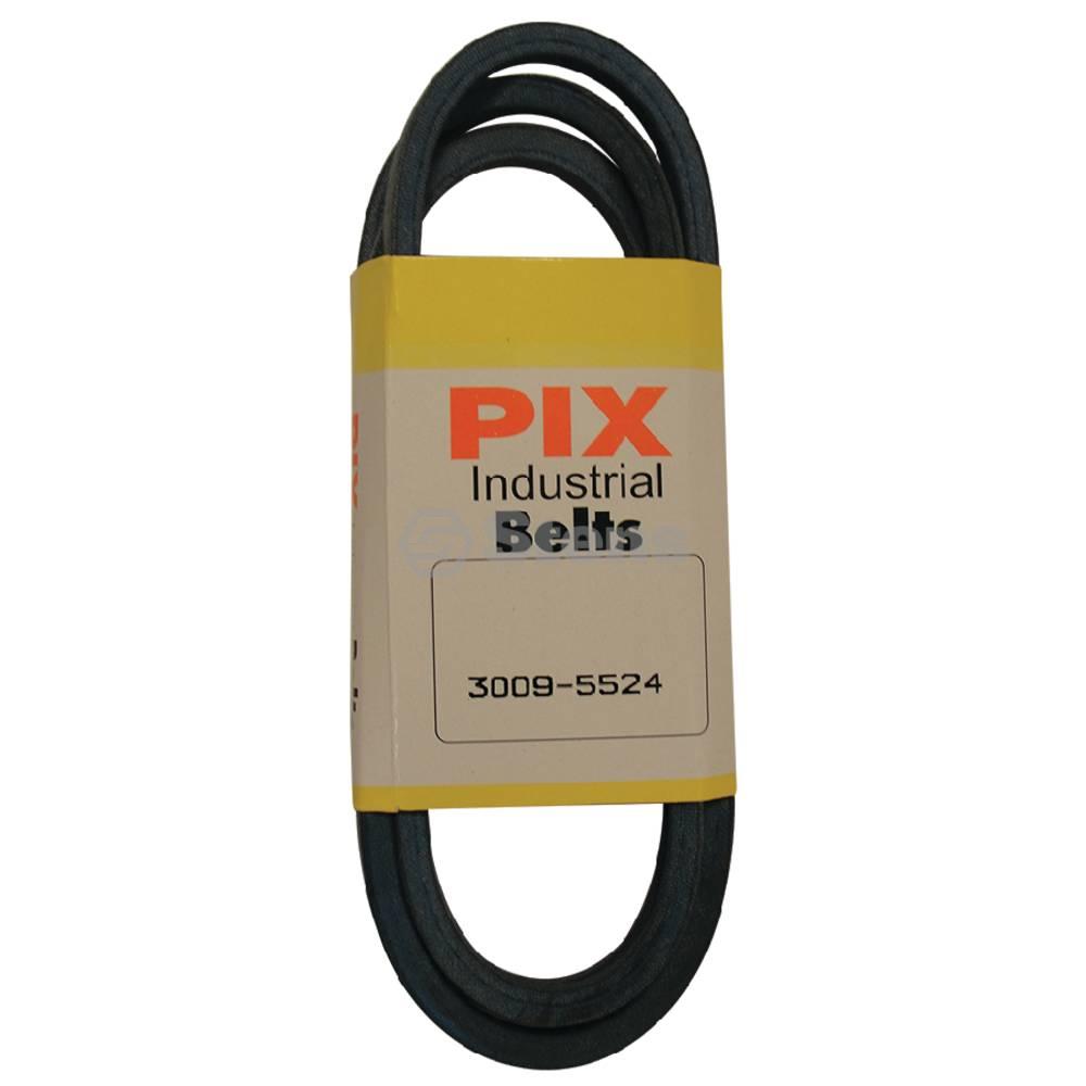 """Belt 1/2"""" x 70"""" Wrapped Kevlar V-Belt / 3009-5524"""
