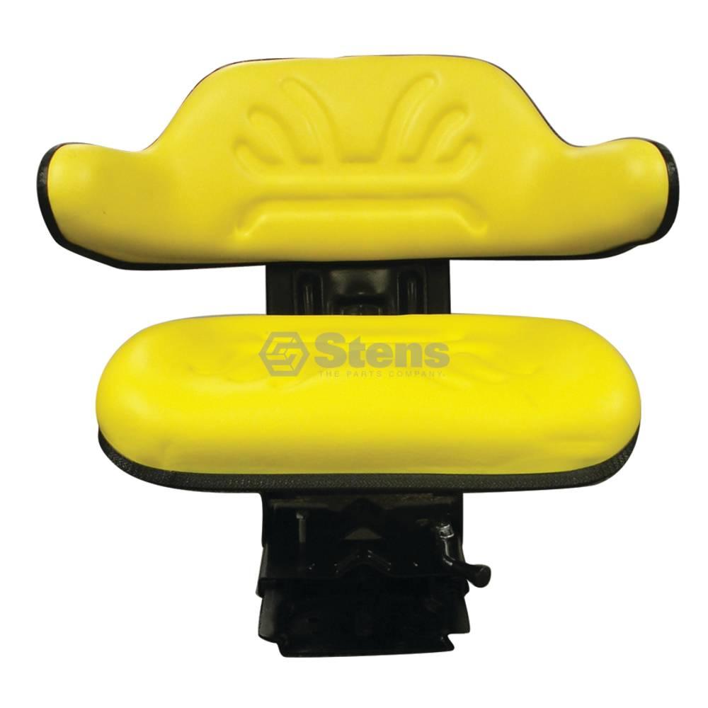 Seat Economy Suspension, yellow, Adjustable / 3010-0002