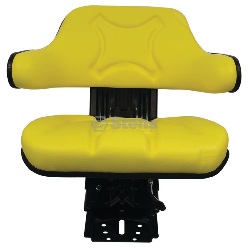 Seat Economy Suspension, yellow, Adjustable / 3010-0026