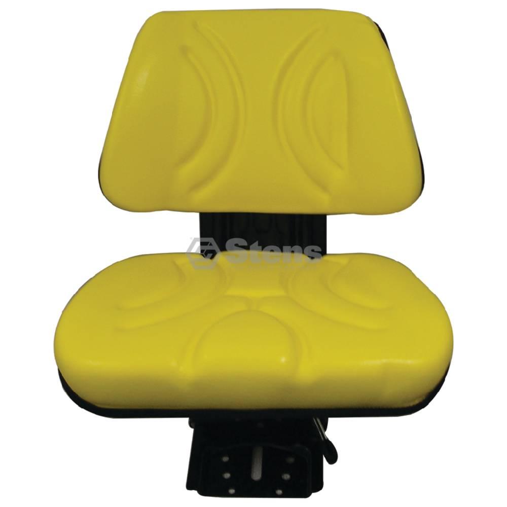 Seat Economy Suspension, yellow, Adjustable / 3010-0028