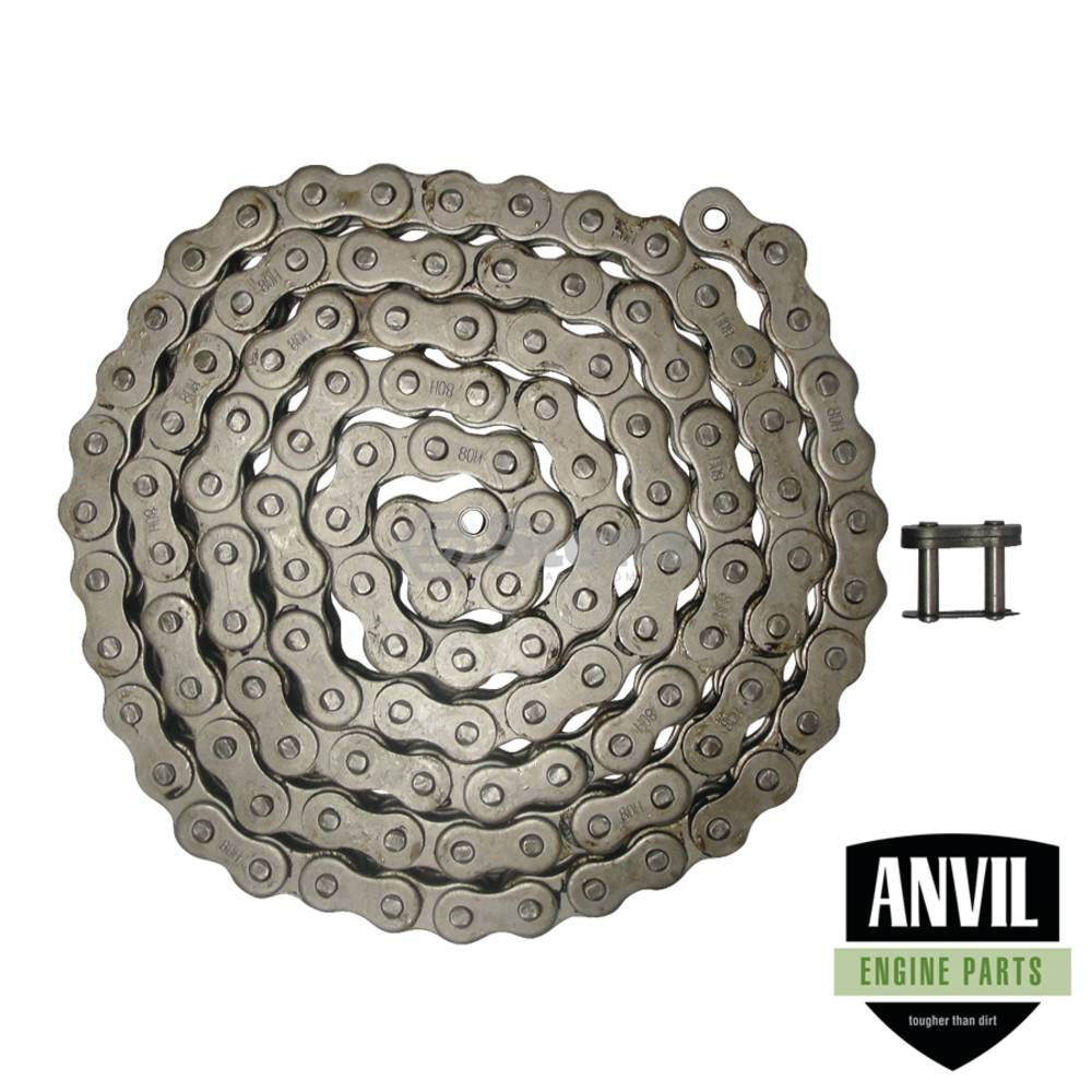 Roller OEM Chain No. 80H / 3016-1080H