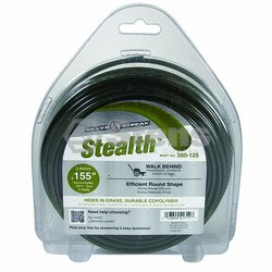 "Stealth Trimmer Line .155"", 1 lb. Donut / 380-125"