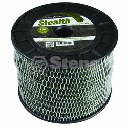 "Stealth Trimmer Line .130"", 5 lb. Spool / 380-145"