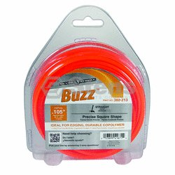 "Buzz Trimmer Line .105"", 1/2 lb. Donut / 380-213"