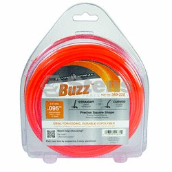 "Buzz Trimmer Line .095"", 1 lb. Donut / 380-222"