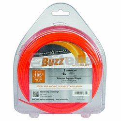 "Buzz Trimmer Line .105"", 1 lb. Donut / 380-223"