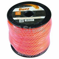 "Buzz Trimmer Line .130"", 3 lb. Spool / 380-235"