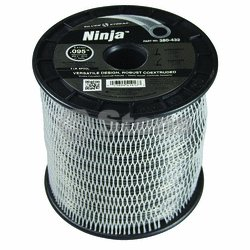 "Ninja Trimmer Line .095"", 3 lb. Spool / 380-432"