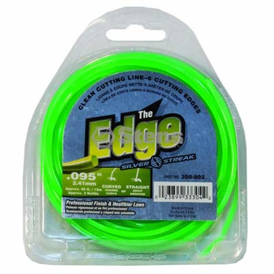 "The Edge Trimmer Line .095"", 40' Clamshell / 380-802"