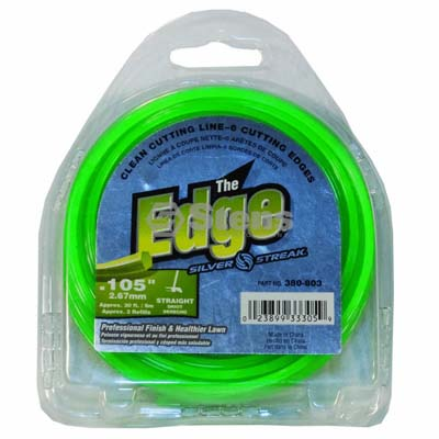 "The Edge Trimmer Line .105"", 30' Clamshell / 380-803"
