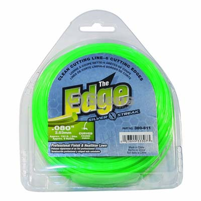 "Edge Trimmer Line .080"", 1/2 lb. Donut / 380-811"