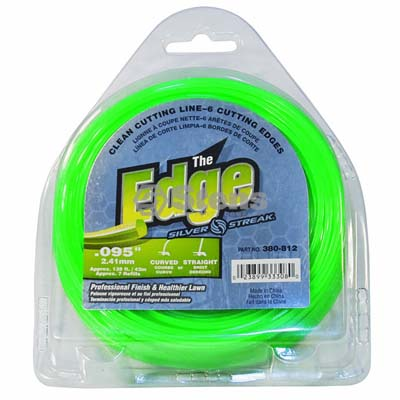 "Edge Trimmer Line .095"", 1/2 lb. Donut / 380-812"