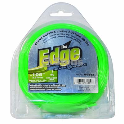 "The Edge Trimmer Line .105"", 1/2 lb Donut / 380-813"