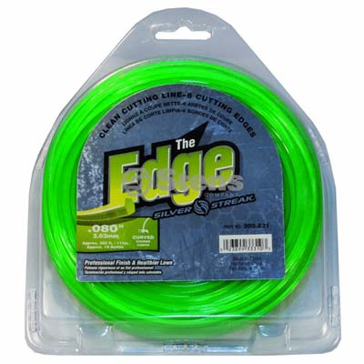 "The Edge Trimmer Line .080"", 1 lb Donut / 380-821"