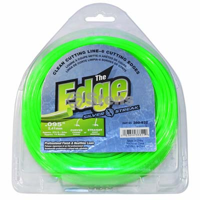 "The Edge Trimmer Line .095"", 1 lb Donut / 380-822"