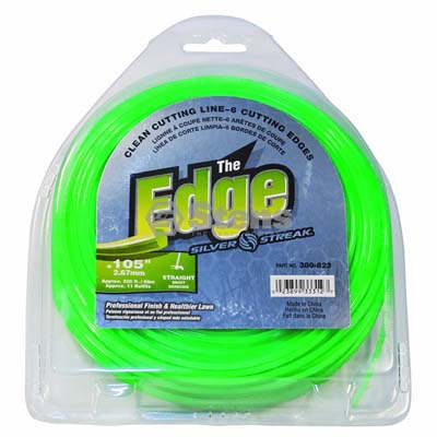 "The Edge Trimmer Line .105"", 1 lb Donut / 380-823"