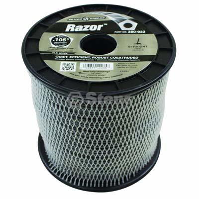 "Razor Trimmer Line .105"", 3 lb. Spool / 380-933"