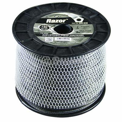 "Razor Trimmer Line .130"", 5 lb. Spool / 380-946"