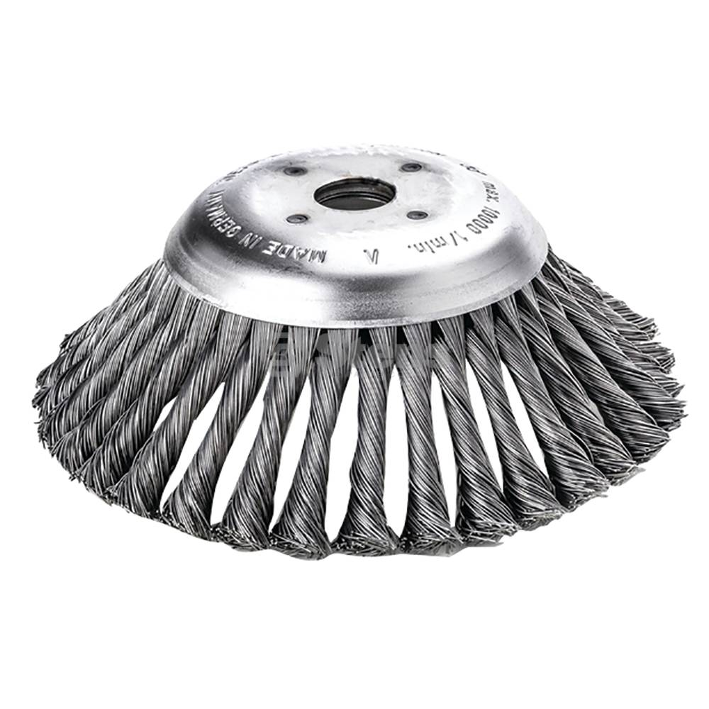 Wire Weed Brush 190 x .5 x 25.4 mm / 385-620