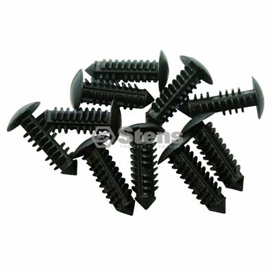 Barrel Fastener Black for Club Car 103683001 / 416-436