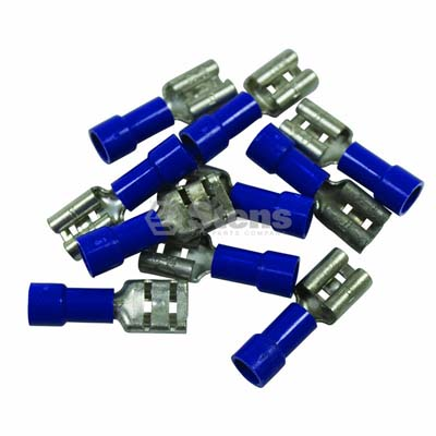 Electrical Terminal Blue Female Disconnectors / 418-468