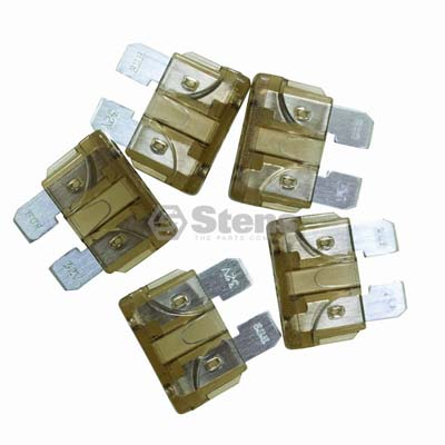 ATC Fuse 7.5 AMP / 425-571 / 5 Pack